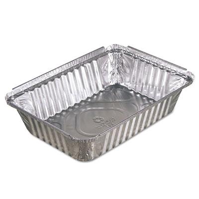 Aluminum Pans & Lids