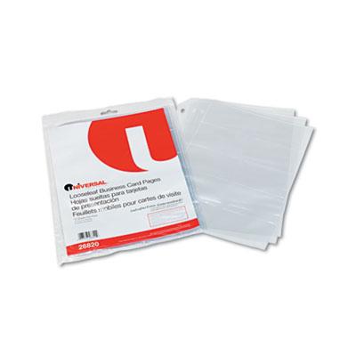 Card File Refills
