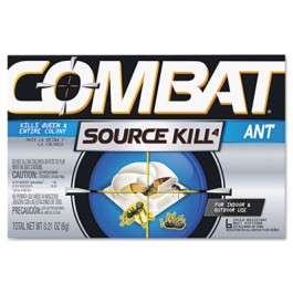 Combat Ant Killing System, Child-Resistant, Kills Queen & Colony