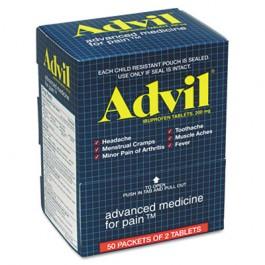Ibuprofen Tablets, 2/Pack