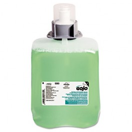 Green Certified Luxury Foam Hand Hair & Body Wash, Cucumber Melon, 2000ml Refill