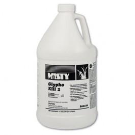 Glypho Kill 2 Herbicide, Non-Sterilant, Non-Selective, Clear, 1gal Bottle