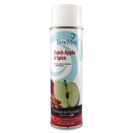 Premium Hand-Held Air Freshener, Dutch Apple & Spice, 20oz Aerosol