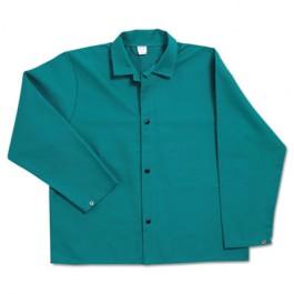 Cotton Sateen Jacket, X-Large