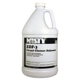 EDF-3 Carpet Cleaner Defoamer, 1 gal. Bottle