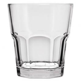 Glass Tumblers, Rocks, 12oz, Clear