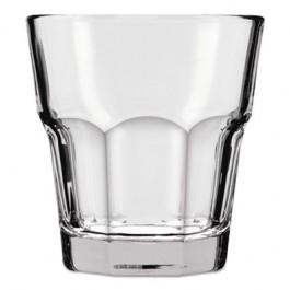 Glass Tumblers, Rocks, 8oz, Clear