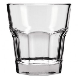 Glass Tumblers, Rocks, 10oz, Clear