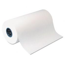 "Kold-Lok Polyethylene-Coated Freezer Paper Roll, 24"" x 1100 ft, White"