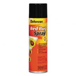 Bed Bug Spray, 14 oz Aerosol, For Bed Bugs/Dust Mites/Lice/Moths