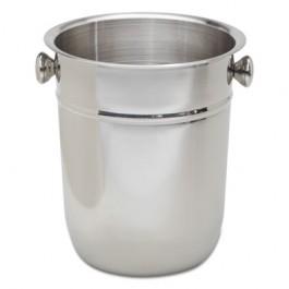 Stainless Steel Wine Bucket, 8 qt.