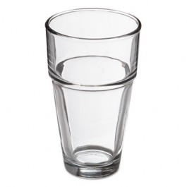 Stackables Cooler Glasses, 16oz, Clear
