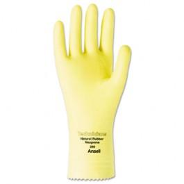 Technicians Latex/Neoprene Blend Gloves, Size 7