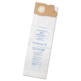 Vacuum Filters for NSS Marshall, Bandit & Pacer Vacuums, 10/Case