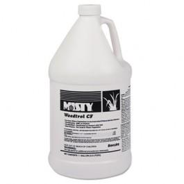 WeedTrol CF Herbicide, Non-Sterilant, Non-Selective, Brown, Bland Scent