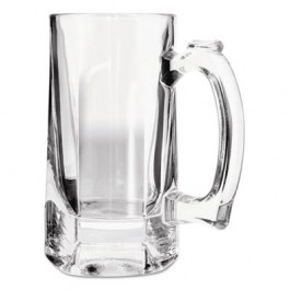 Beer Tankards, 10oz, Clear