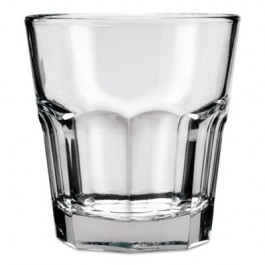 New Orleans Rocks Glasses, 9oz, Clear