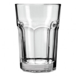 New Orleans Beverage Glasses, 12oz, Clear