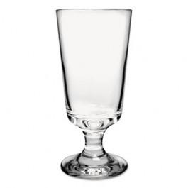 Glass Stemware, Wine, 10oz, Clear