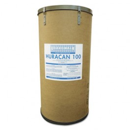 Huracan Premier Laundry Powder, Fresh, 100lbs, Drum