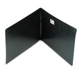 """Pressboard Report Cover, Prong Clip, 11 x 17, 3"""" Capacity, Black"""