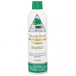 Aspire Heavy-Duty Multipurpose Cleaner, Lemon Scent, 16 oz. Aerosol Can