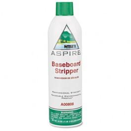 Aspire Baseboard Stripper, Lemon Scent, 16 oz. Aerosol Can