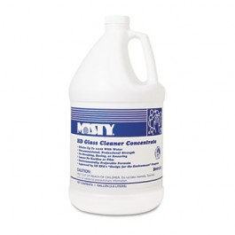 Heavy Duty Glass Cleaner Concentrate, Floral, 1 gal. Bottle