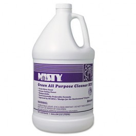 Green All-Purpose Cleaner RTU, Citrus, 1 gal. Bottle