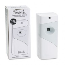 Micro Ultra Concentrated Metered Aerosol Dispenser, 3w x 3d x 7h, White/Gray