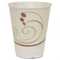 Symphony Design Trophy Foam Hot/Cold Drink Cups, 12 oz