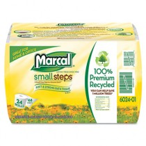 100% Recycled Convenience Bundle Bathroom Tissue