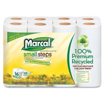 Small Steps 100% Premium Recycled 2-Ply Toilet Tissue