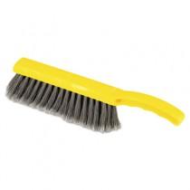 "Countertop Brush, Silver 1/2"" Brush"