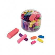 Eraser Pack, Assorted Colors