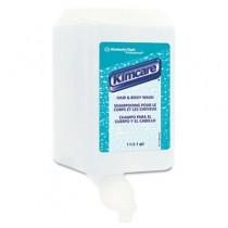 KLEENEX Hair & Body Wash, Citrus Floral, 1L, Bottle