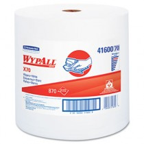WYPALL X70 Wipers, Jumbo, Perf, 12 1/2x13 2/5, White