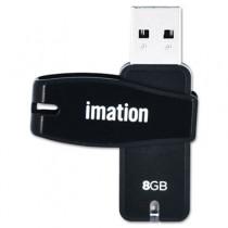 Swivel USB Flash Drive, 8 GB