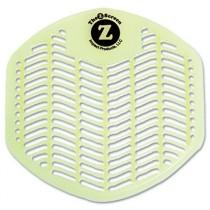 Z-Screen Deodorizing Urinal Screen, Orchard Zing, Green