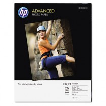 Advanced Photo Paper, 66 lbs, Glossy, 8-1/2 x 11, 100 Sheets/Pack