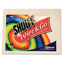 Wipe & Go Instant Stain Remover, 4.7 x 5.9