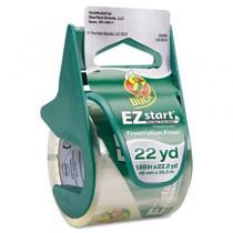 """EZ Start Carton Sealing Tape/Dispenser, 1.88"""" x 22.2 yards, 1-1/2"""" Core"""