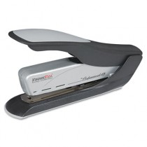 Heavy-Duty Stapler, 65-Sheet Capacity, Black/Silver
