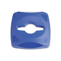Untouchable Single Stream Recycling Top, Blue