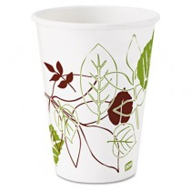 Pathways Polycoated Paper Cold Cups, 12 oz