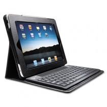 KeyFolio Bluetooth Keyboard Case For iPad/iPad2, Black