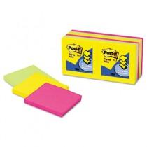 Pop-Up Note Refills, 3 x 3, Ultra, 12 100-Sheet Pads/Pack