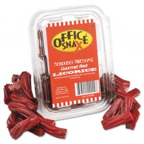 Seriously Awesome Gourmet Licorice, Red, 15 oz