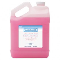 Lotion Hand Cleaner, Pink, 1 Gallon Bottle