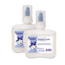 Foaming Hand Soap Refill, Midnight Vanilla Scent, Clear,1250 ml